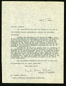 view Letter from Henry White to Richard Rathbun digital asset number 1