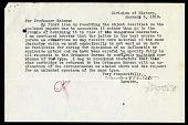 view Memorandum from Theodore T. Belote to William H. Holmes digital asset number 1