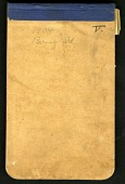 view Diary, August 31-September 8, 1908 and itinerary from Bering Island digital asset number 1