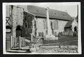 view St. Mary the Virgin Church, Brading, Isle of Wight digital asset number 1