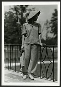 view This outfit designed for female factory workers by the U.S. Department of Agriculture had removable sleeves digital asset number 1
