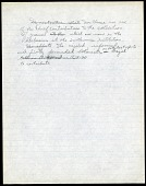 view Mary Agnes Chase letters to Albert Spear Hitchcock, written in Brazil digital asset number 1