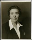 view 2.67. Laura Barney, c. 1935, Photo by Blackstone studios, 200 W. 57th St, New York digital asset: Laura Barney, Photo by Blackstone Studios, circa 1935. [Image No. SIA2015-006970]