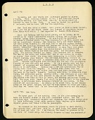 view Diary, 1939 digital asset number 1