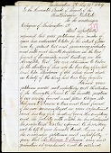 view Petition to Board of Regents, 11/13/1869 digital asset number 1