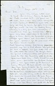 view Letter from Solomon Brown to Spencer Baird, 09/22/1856 digital asset number 1