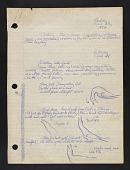 view Ring-billed Gulls, Pelican Island-Doglake, Manitoba, Canada, 1954-1955 digital asset number 1