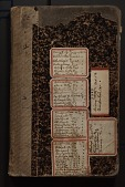 view Field notes and diary, Iowa, Nebraska, Missouri, 1912, 1913, 1920 digital asset number 1