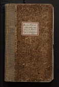 view Field notes and diary, Audubon and Shelby counties, Iowa, 1912, 1913 digital asset number 1