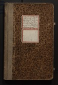 view Field notes and diary, Iowa, South Dakota, 1912, 1913 digital asset number 1
