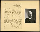 view Letter from Albert C. Peale to George P. Merrill digital asset number 1