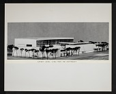view Concept Model of Exterior for New National Air Museum digital asset number 1