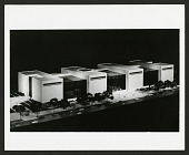 view Concept Model of Exterior for National Air & Space Museum digital asset number 1