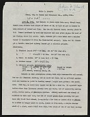 view United States Navy Galapagos Expedition, 1941, diary, April 2-28, 1941, typed copy digital asset number 1