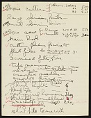 view United States Navy Galapagos Expedition, 1941 : miscellaneous notes (1 of 3) digital asset number 1