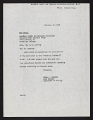 view Smithsonian-Bredin Belgian Congo Expedition, 1955 : correspondence A -B digital asset number 1