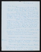 view Smithsonian-Bredin Belgian Congo Expedition, 1955 : correspondence D-M digital asset number 1