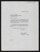 view Smithsonian-Bredin Belgian Congo Expedition, 1955 : correspondence N-Z digital asset number 1