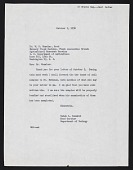 view Smithsonian-Bredin Caribbean Expedition, 1956 : correspondence digital asset number 1