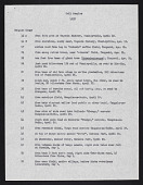view Smithsonian-Bredin Belgian Congo Expedition, 1955 : list of and notes on soil samples collected digital asset number 1