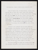view Smithsonian-Bredin Society Islands Expedition, 1957 : manuscript on expedition by Waldo LaSalle Schmitt (unpublished) digital asset number 1