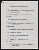 view Smithsonian-Bredin Caribbean Expedition, 1956 : list of soil samples collected digital asset number 1