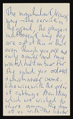 view Smithsonian-Bredin Society Islands Expedition, 1957 : miscellaneous notes digital asset number 1