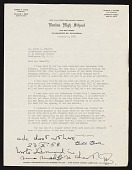 view Smithsonian-Bredin Caribbean Expedition, 1958 : correspondence digital asset number 1