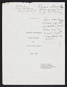 """view Palmer Peninsula (Antarctica) Survey, 1962-1963 : """"Biological Investigations: Palmer Peninsula and South Shetland Islands,"""" by Waldo LaSalle Schmitt, a report submitted to U. S. Antarctic Research Program digital asset number 1"""