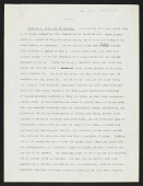 view Travel diary excerpts from Cochran trip to Brazil, 1935 digital asset number 1