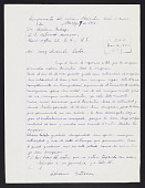 "view Gutierrez, Celedonio, ""Field notes and observations on the activity of Paricutin Volcano,"" 1947-1949, 1951-1952 digital asset number 1"