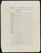 view Lehner, Philip N., 1964-1965 digital asset number 1