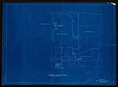 view Blueprint drawing of the Fourth Floor of Alice Pike Barney's Studio House digital asset number 1