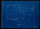 view Blueprint drawing of the Basement of Alice Pike Barney's Studio House digital asset number 1