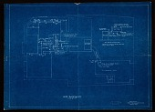 view Blueprint drawing of the Sub-Basement of Alice Pike Barney's Studio digital asset number 1