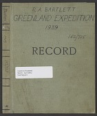 view Greenland expedition (Accession 152725), 1939. digital asset number 1