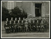 view Members of the Geophysical Laboratory, Carnegie Institution, Washington, D.C digital asset number 1