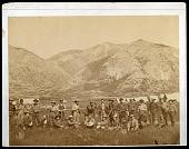 view Hayden Survey Party Camp at Ogden, Utah digital asset number 1