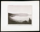 view Plate XLVI - Earthquake Bay at Yellowstone Lake digital asset number 1