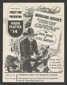"view Hopalong Cassidy's ""Fire on Capitan: The True Story of Little Smokey"" Script digital asset number 1"