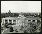 view Aerial View of Natural History Building digital asset number 1