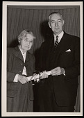 view Mary Agnes Chase (1869-1963) and Leonard Carmichael (1898-1973) digital asset number 1