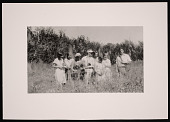 view John Frederick Gates Clarke (1905-1990) - Field Trip to Union Flats, Washington, 1930 digital asset number 1