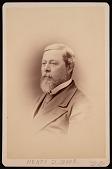 view Portrait of Henry David Cooke (1825-1881) digital asset number 1