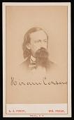 view Portrait of Hiram Corson (1828-1911) digital asset number 1