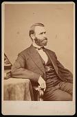 view Portrait of Jacob Dolson Cox (1828-1900) digital asset number 1