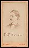 view Portrait of Thomas Frederick Crane (1844-1927) digital asset number 1