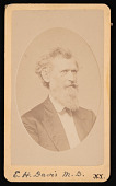 view Portrait of Edwin Hamilton Davis (1811-1888) digital asset number 1
