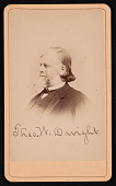 view Portrait of Theodore William Dwight (1822-1892) digital asset number 1