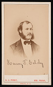 view Portrait of Henry Turner Eddy (1844-1921) digital asset number 1